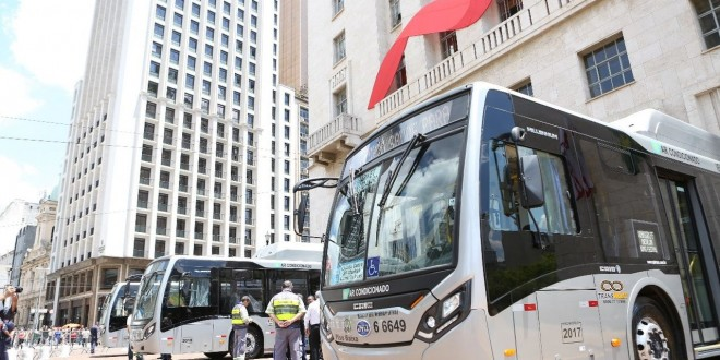 Prvi BYD za Sao Paulo