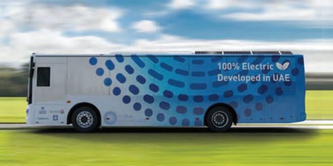 Prvi električni autobus na Bliskom istoku