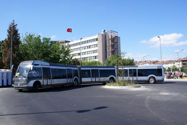 VDL Phileas se nije proslavio u Istanbulu. © André Knoerr