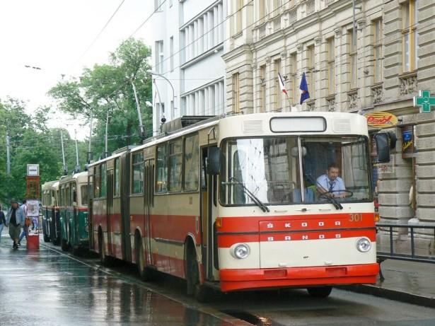 Prototip iz 1982. godine eksponat Tehničkog muzeja u Brnu. © Tomaš Smetana