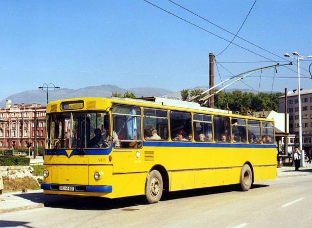 Solo trolejbus ostao na prototipu. © Škoda Club