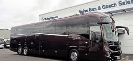 Volvo 9000 serija – turistički autobus budućnosti?