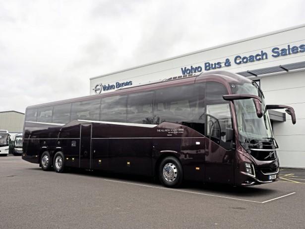 Volvo u poteri za titulom Autobusa godine 2020? © Bus & Coach Buyer