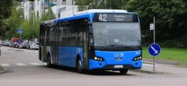 15 VDL Citea za Helsinki