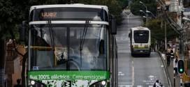 BYD autobusi za Kolumbiju