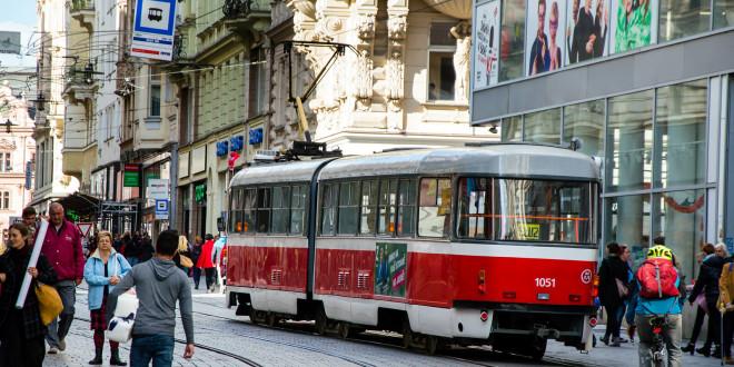Brno – grad koji je podređen tramvajima