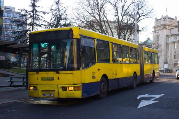 Autobusi od 2002. godine nisu imali stakla u ćoškovima prednje stene. © Miloš Smiljkić