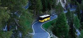 Scania Interlink preko švajcarskih Alpa
