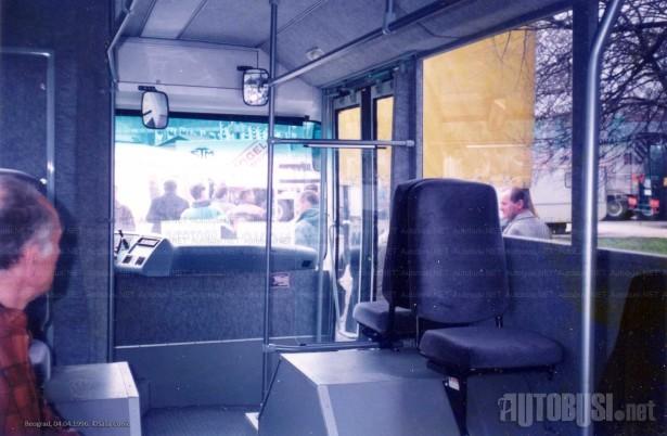 Visoko postavljena bočna stakla nisu jednoznačno ukazivala na to da je ovaj autobus niskopodan. © Saša Conić