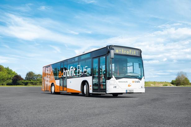 Krajem godine, prvi autobus će biti isporučen nemačkom Landshutu. © e-troFit