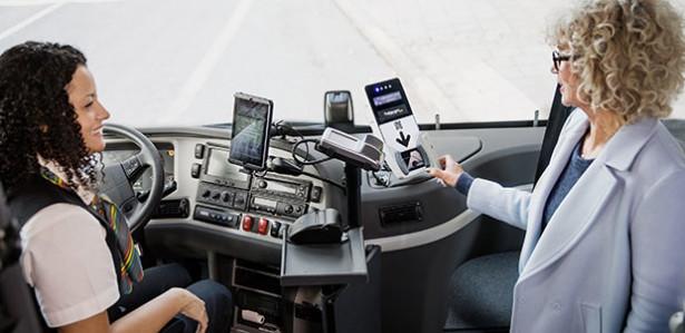 Kupovina karata kod vozača destimuliše se višom cenom karte ©flygbussarna.se