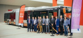 Hibrid električni Iveco Urbanway za Brisel