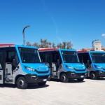 Indcar minibusi za Italijane