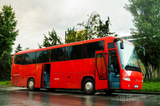 """Oduzeti autobusi ATP """"Vojvodine"""" rasprodati širom Srbije. © Slobodan Kostić"""