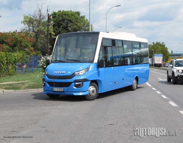 Novi Sad tokom 2019. godine sproveo tendere za 71 gasni autobus. © Saša Conić