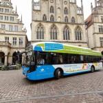 Stadtwerke - E-Bus