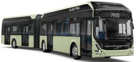 Novi zglobni električni Volvo