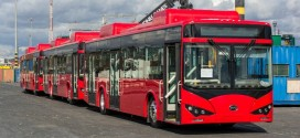 Prvi električni autobusi u Argentini su BYD