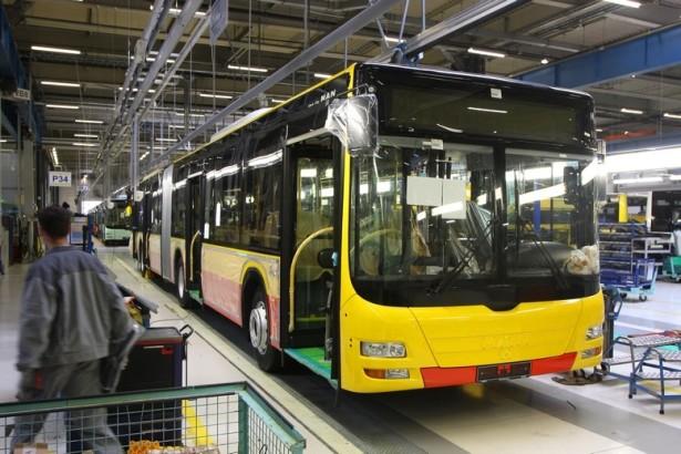 MAN u Poljskoj proizvodi sve tipove autobusa, najviše gradske. © Przyjazna motoryzacja