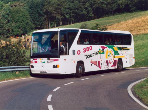 Tourismo je prvi Mercedesov autobus koji je dobio pravo ime kao komercijalnu oznaku. © Daimler