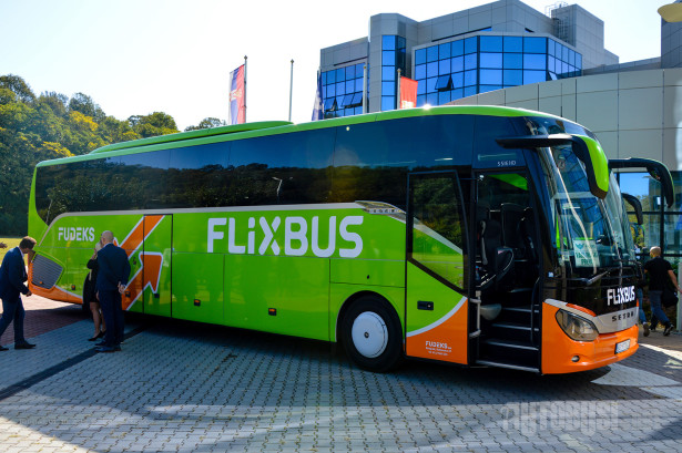Ukidanje železničke linije do Budimpešte će popuniti kapacitete FlixBusa. © Slobodan Kostić