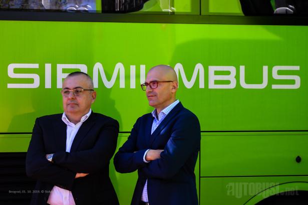 Predstavnici Sirmiumbusa i FlixBus CEE South. © Slobodan Kostić