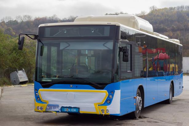 Može li Novi Sad svojim novim autobusima da ode po titulu Zelene prestonice Evrope? © Miloš Smiljkić
