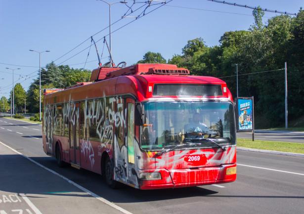 Loš odnos prema trolejbusima može koštati Beograd skupo. © Miloš Smiljkić