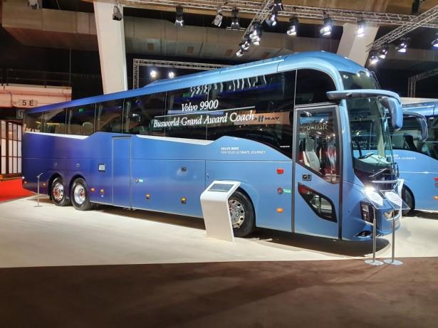 Volvo 9900 odneo brojne nagrade! Foto: Saša Conić