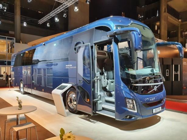 Volvo 9700 dužine 13 metara. Foto: Saša Conić