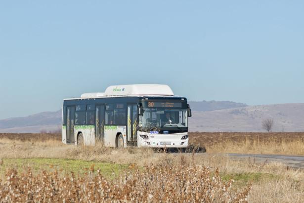 BMC isporučio više od stotinu autobusa Sofiji. © CometBG, Flickr