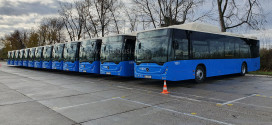 EBRD finansira kupovinu 30 CNG autobusa za Novi Sad