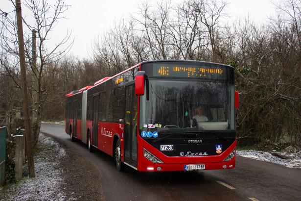 U Bratislavi Otokar odnosi veliku pobedu na tenderu za 70 zglobnih autobusa. © Miloš Smiljkić