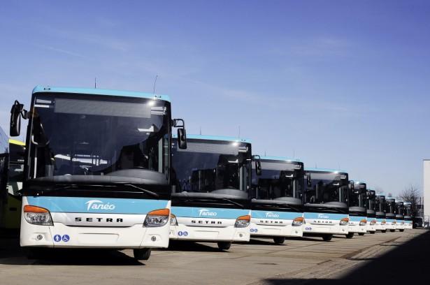 Niskoulazne Setre namenjene javnom prevozu u glavnom gradu Numea.