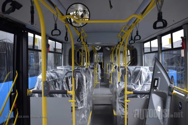 FOTO: Prvi zglobni BMC Procity u Srbiji