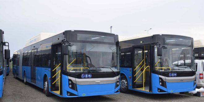 20 zglobnih BMC autobusa za Novi Sad donirani Beogradu