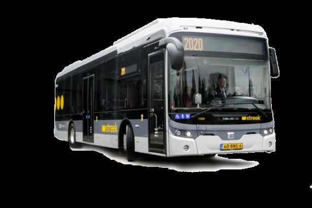 Novi električni autobus Ebusco 2.2 proizveden ove godine
