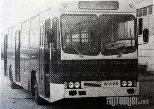Ikarus IK-110/160: (2) Tradicija polunosećih karoserija