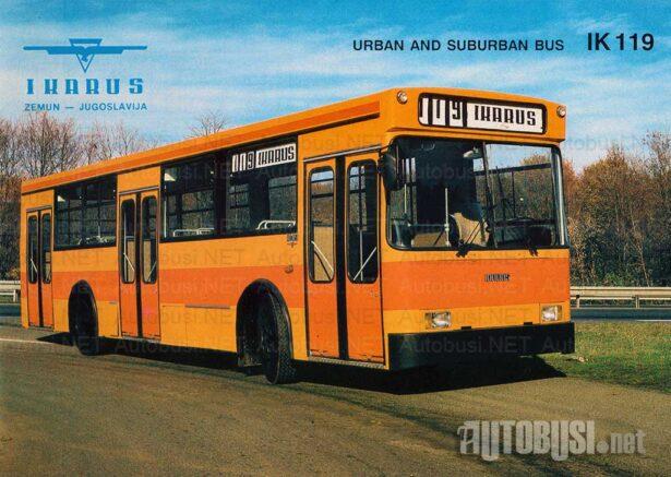 Solo FAU prototipovi: IK-119