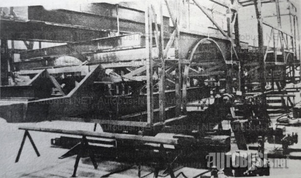 Ikarus IK-110/160: (8) Međugeneracija zglobnih prototipova