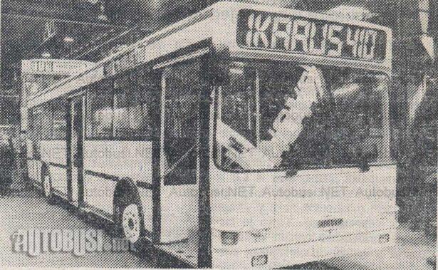 Solo FAU prototipovi: IK-410