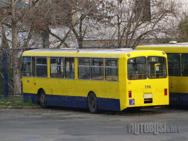 Ikarus IK-110/160: (10) Specijalne izvedbe