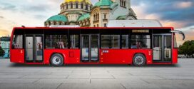 Karsan Citymood na gas za Bugarsku