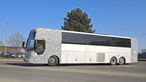 Mercedes Tourismo za SAD