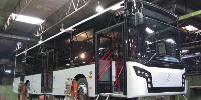 Arriva Litas kupila Ikarbusov prototip