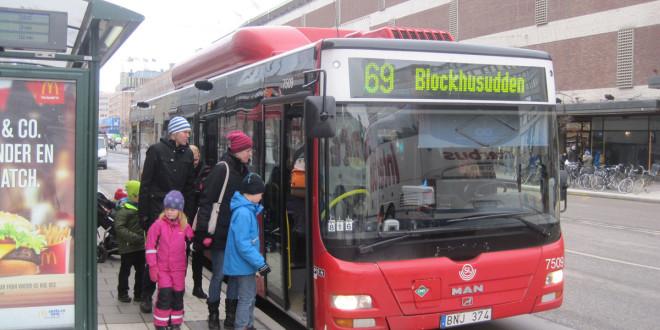 ZA STOKHOLM 181 AUTOBUS MAN | Autobusi NET