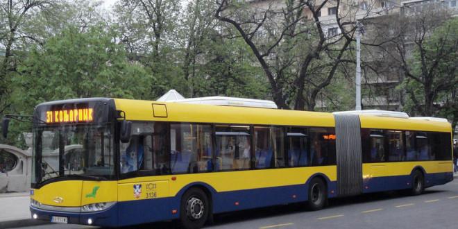 Beograd menja boju gradskih autobusa?