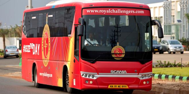Scania u Premijer Ligi Indije u kriketu