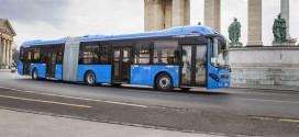 Budimpešta kupuje 28 zglobnih Volvo hibrida