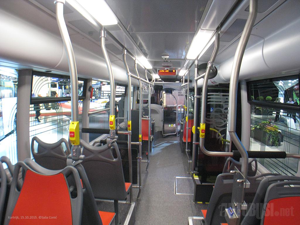 Busworld 2015: Alternativni pogoni za Skaniju - Autobusi